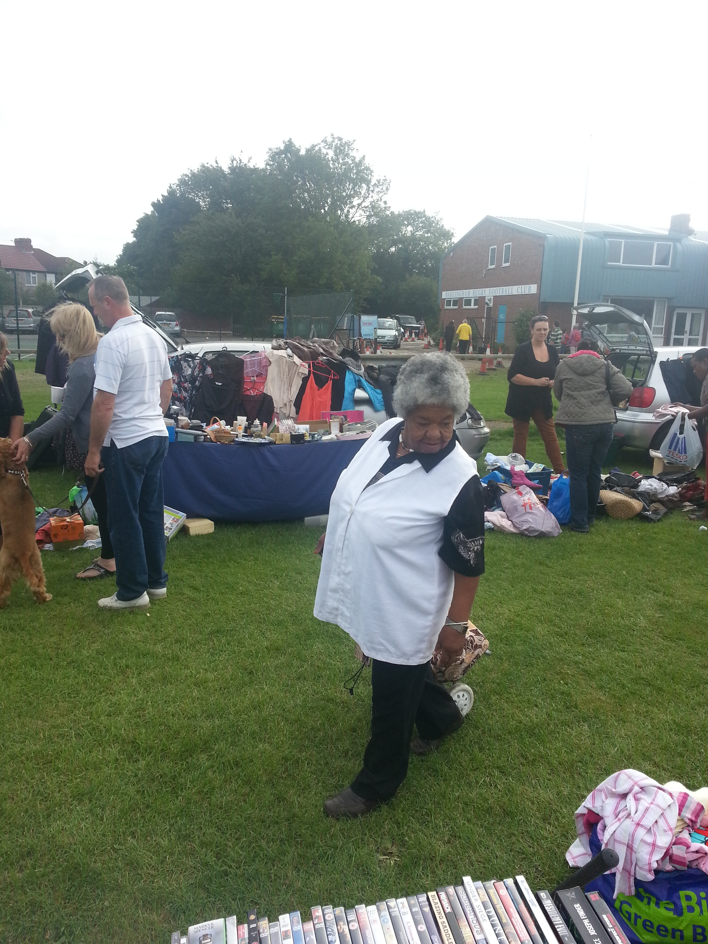 Warlingham Car Boot Sale